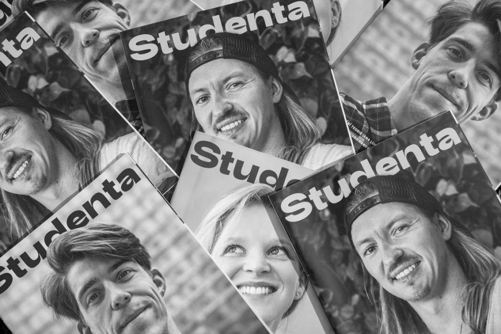 Fotka Magazínů Studenta