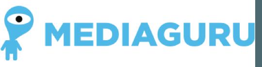 Mediaguru logo